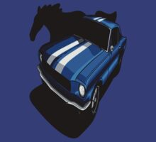 Ford Mustang by MGraphics