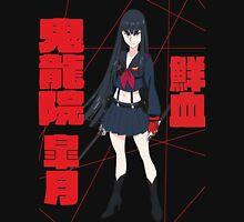 Kiryuin Satsuki and Senketsu Unisex T-Shirt