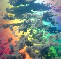 Colourful Clouds by tumanako