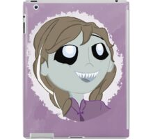 Completely Ordinary Zombie Princess (No Text) iPad Case/Skin