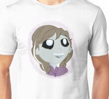 Completely Ordinary Zombie Princess (No Text) Unisex T-Shirt