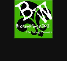 BrokenWings303 Logo - Guy Version Unisex T-Shirt