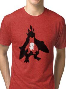 Penguin Evolution Tri-blend T-Shirt