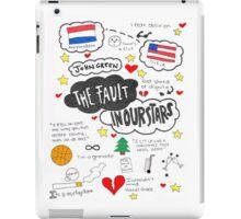 TFIOS #1 iPad Case/Skin