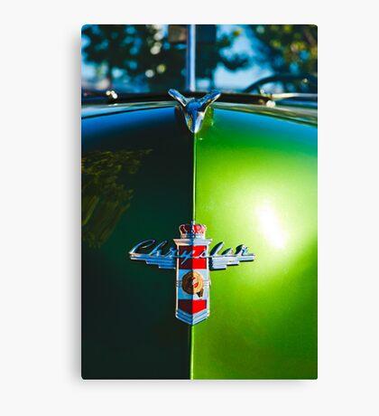 4955_Classic Chrysler Canvas Print