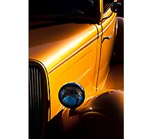 4990_Golden Glory Photographic Print