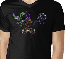 Tribal Therian Trio Mens V-Neck T-Shirt