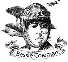 Bessie Coleman by mbstudios