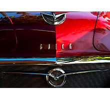 5045_ 1956 Buick Road Master Photographic Print