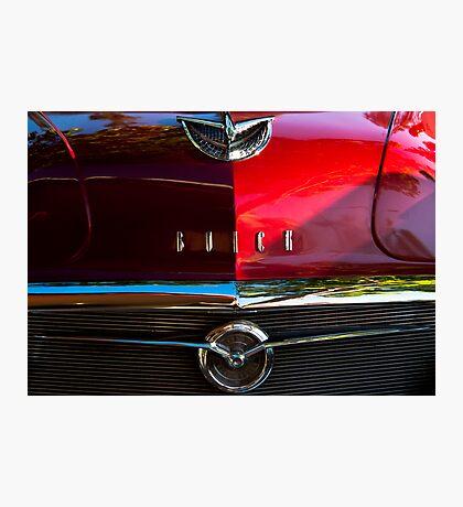 5045_ 1956 Buick Road Master Photographic Print
