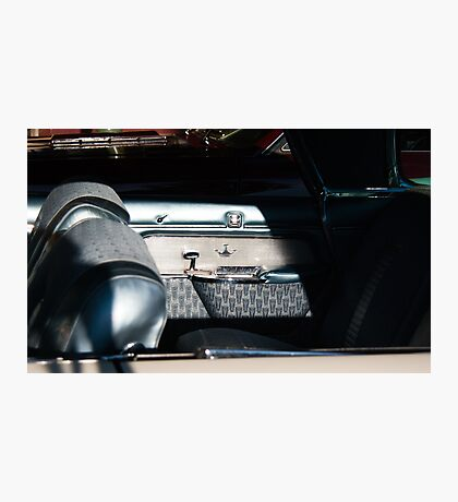 5062_Imperial Back Seat Photographic Print