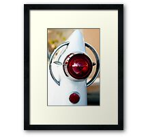 5063_Imperial Tail Light Framed Print