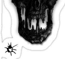 One Dead Cop W/ Bullet Holes Sticker