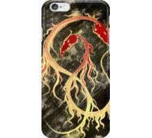 2 dragons iPhone Case/Skin