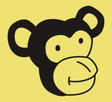 Monkey Face by Arian-Arben