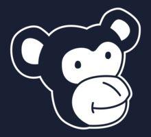 Monkey Face Kids Tee
