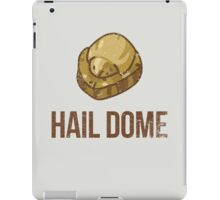 Hail Dome Fossil iPad Case/Skin