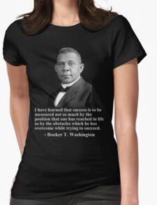 Booker T. Washington- Success T-Shirt