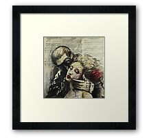 The Point of No Return Framed Print
