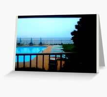cape cod, hotel Greeting Card