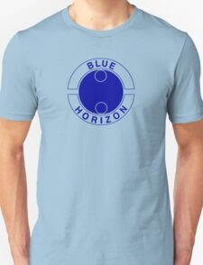 Blue Horizon Label T-Shirt