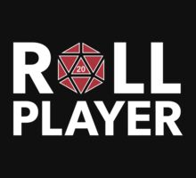 Roll Player Red d20 by NaShanta