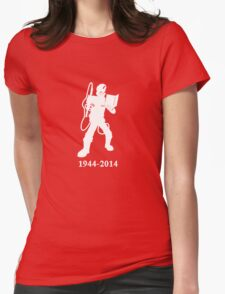 Thanks Egon Womens Fitted T-Shirt