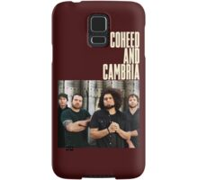 coheed and cambria the color before the sun Tour 2016 AM3 Samsung Galaxy Case/Skin