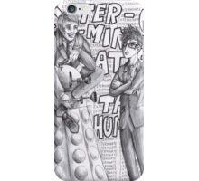 Bad Doctor - Good Doctor iPhone Case/Skin