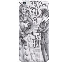Bad Doctor - Good Doctor iPhone Case/Skin