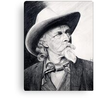 Bill Cody Canvas Print