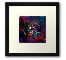 Radha Krishna- The Divine Framed Print