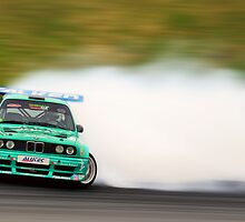 BMW Drift panning by MS-Photographie