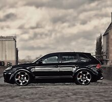 Techart Magnum - Porsche by MS-Photographie