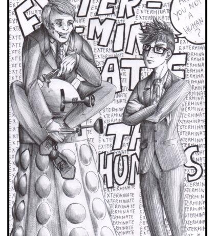 Bad Doctor - Good Doctor Sticker