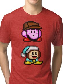 Grumpy Sprites Tri-blend T-Shirt