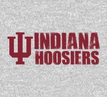 Indiana Hoosiers by designshoop