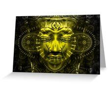 Gautam Buddha- The Contemporary you Greeting Card