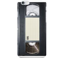 VHS Cassette iPhone Case/Skin