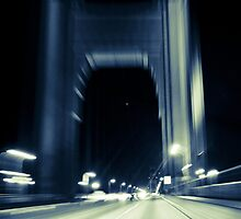 San Francisco - Bay Bridge by mpogorzelski