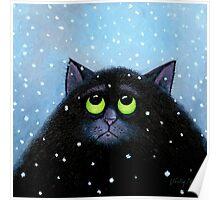 Snow Again Poster