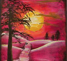 Journey to Morning by Julie Merrett