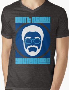 Don't Reach Youngblood - Update Mens V-Neck T-Shirt