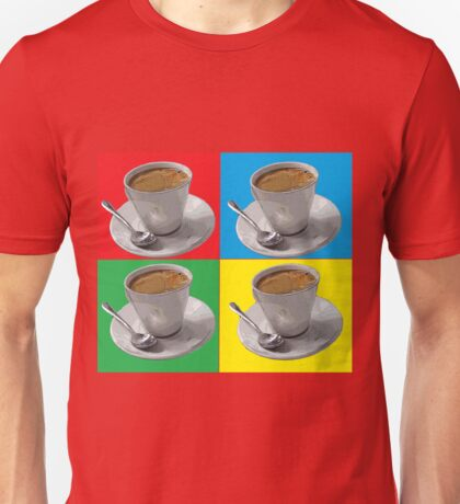 coffee squared Unisex T-Shirt