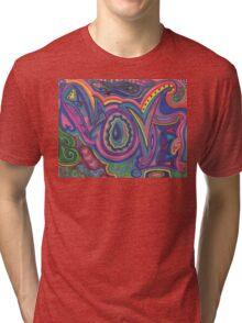 Love Is Fantastical Tri-blend T-Shirt