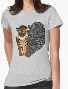 Tyger Womens Fitted T-Shirt
