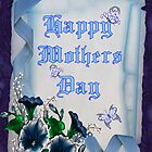 Mothers day .. card by LoneAngel