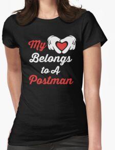 MY HEART BELONGS TO A POSTMAN T-Shirt