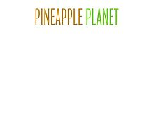 Pineapple Planet Phone Case (UPDATED LOGO!) by BROOSTANE