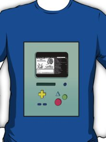 BMO Plays Pokemon T-Shirt